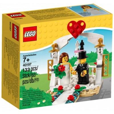 LEGO Wedding Favor Set 2018 40197