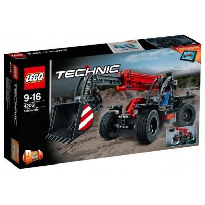 LEGO® Technic™ Telehandler 42061