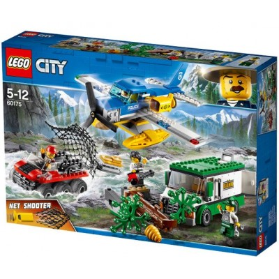 LEGO® City Mountain River Heist 60175