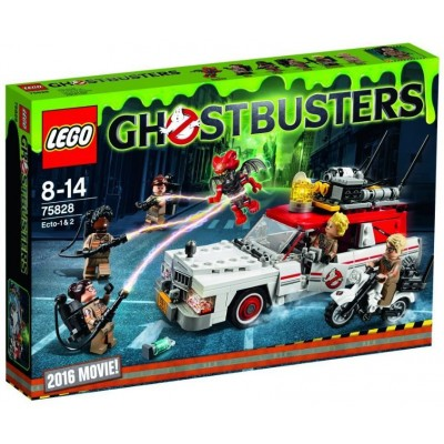LEGO® Ghostbusters Ecto-1 & 2 75828