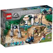 LEGO® Jurassic World Triceratops Rampage 75937