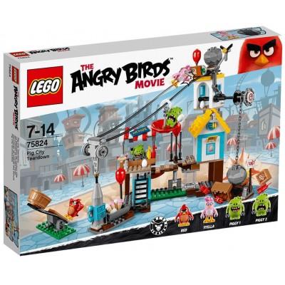 LEGO® Pig City Teardown