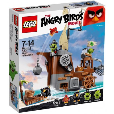 LEGO® Piggy Pirate Ship