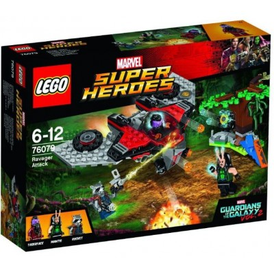LEGO® Marvel Super Heroes™ Ravager Attack 76079