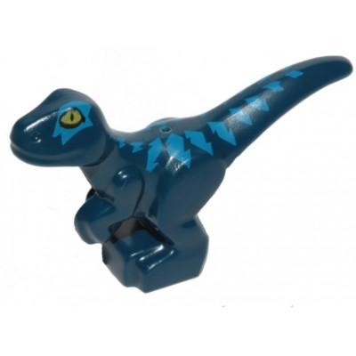 LEGO Dinosaur Baby  (Dark Blue)