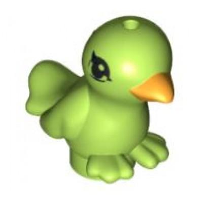 LEGO Bird - Lime
