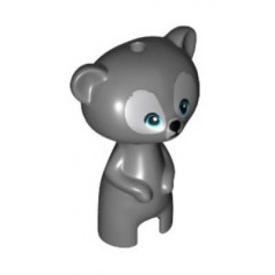 LEGO Bear - Light Bluish Grey