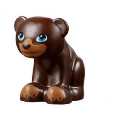 LEGO Bear - Dark Brown