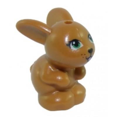 LEGO Bunny / Rabbit - Medium Nougat