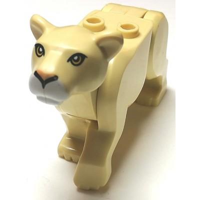 LEGO Cat (Lion) - Tan
