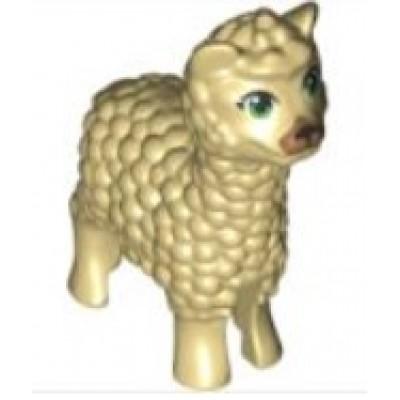 LEGO Alpaca/Lama - Tan