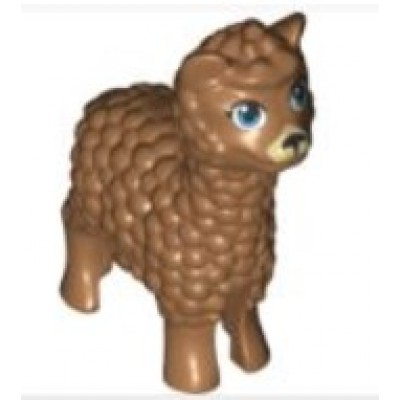 LEGO Alpaca/Lama - Medium Nougat