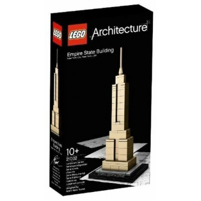 LEGO® Architecture Empire State Building 21002