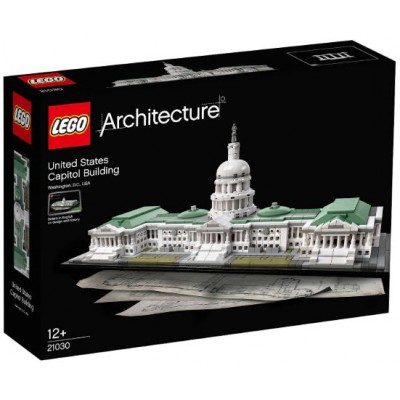 LEGO® Architecture United States Capitol Building 21030