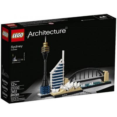 LEGO® Architecture Sydney 21032