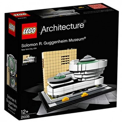 LEGO® Architecture Solomon R. Guggenheim Museum® 21035