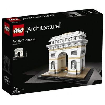 LEGO® Architecture Arc de Triomphe 21036