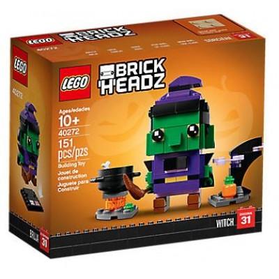 LEGO® BrickHeadz™ Halloween Witch 40272