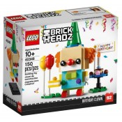 LEGO® BrickHeadz™ Birthday Clown 40348