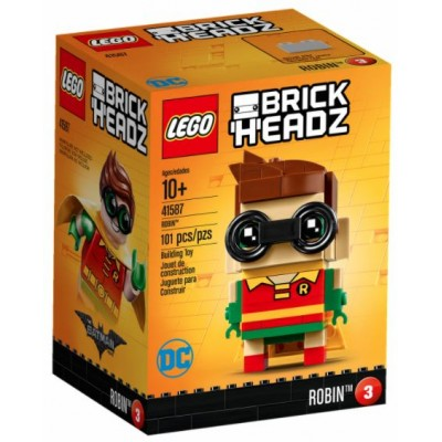 LEGO® BrickHeadz™ Robin™ 41587
