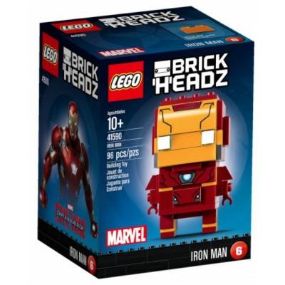 LEGO® BrickHeadz™ Iron Man 41590