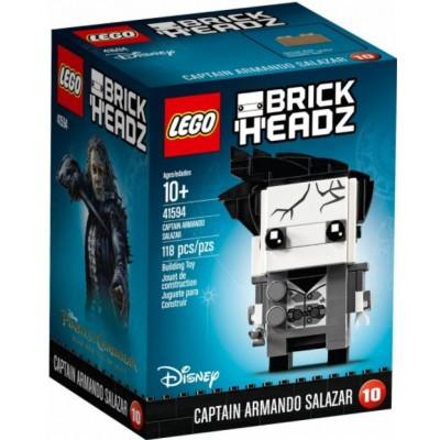 LEGO® BrickHeadz™ Captain Armando Salazar 41594