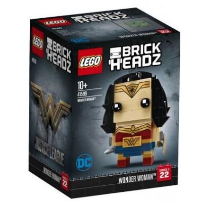 LEGO® BrickHeadz Wonder Woman™ 41599