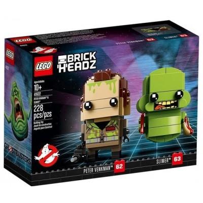 LEGO® BrickHeadz™ Peter Venkman™ & Slimer™ 41622