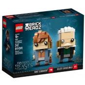 LEGO® BrickHeadz™ Newt Scamander™ & Gellert Grindelwald 41631