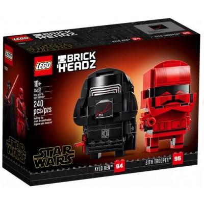 LEGO® BrickHeadz™ Star Wars™ Kylo Ren & Sith Trooper 75232