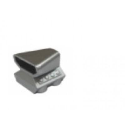 LEGO Air Scoop - Metallic Silver