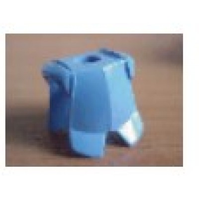 LEGO Minifigure Body Armor - Medium Blue