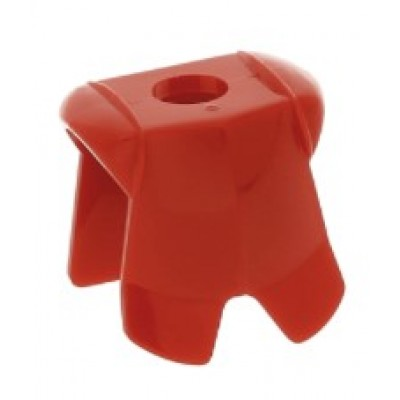 LEGO Minifigure Body Armor - Red