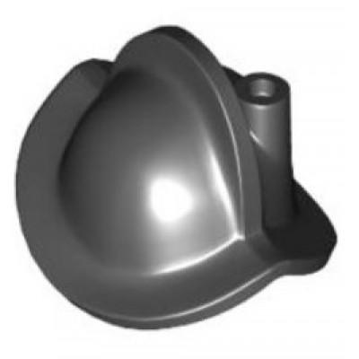 LEGO Minifgure Helmet - Conquistador Black