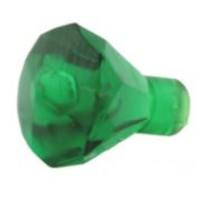 LEGO Jewel 24 Facet (Green)