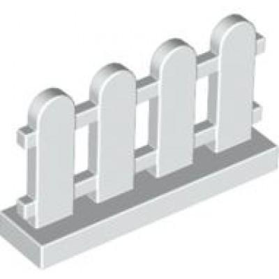 LEGO Fence Paling (White)