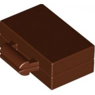 LEGO Briefcase (Reddish Brown)