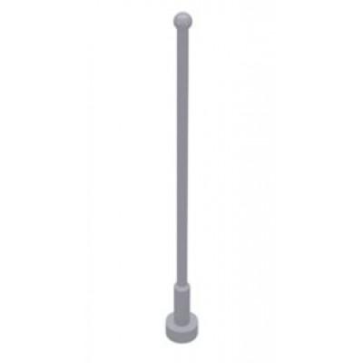 LEGO Aerial Whip (8H Light Bluish Grey)