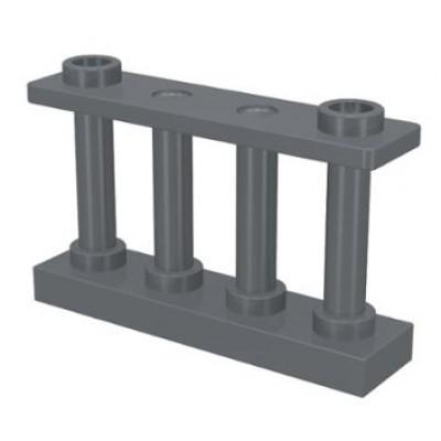 LEGO Fence Spindled (DBG)