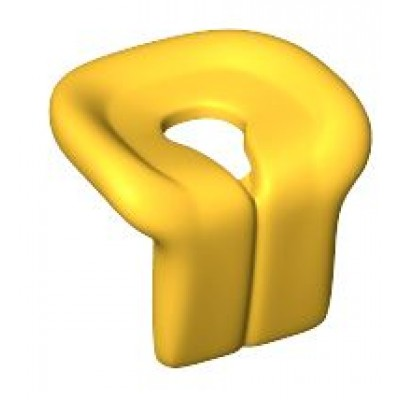 LEGO Life Jacket - Minifigure size (Yellow)