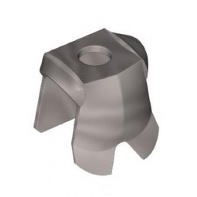 LEGO Minifigure Body Armor - Metallic Silver