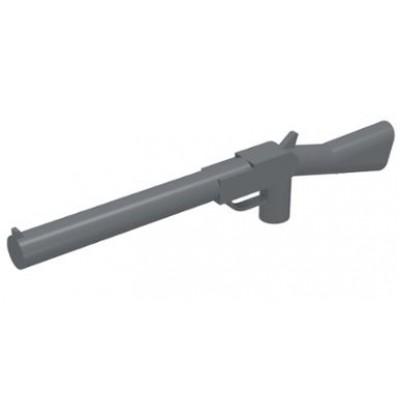 LEGO Rifle Dark Bluish Grey