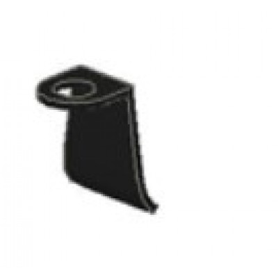 LEGO Minifigure Cape Plastic - Black