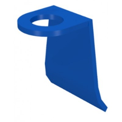 LEGO Minifigure Cape Plastic - Blue