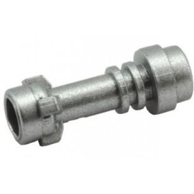 LEGO Lightsaber Hilt (Metallic Silver)