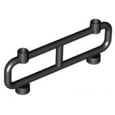 LEGO Fence Bar (Black)