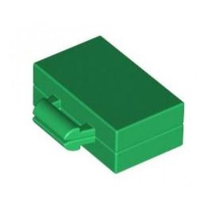 LEGO Briefcase Green
