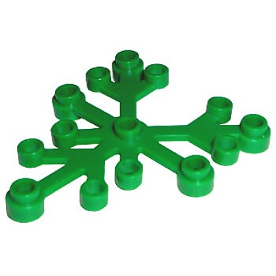 LEGO Limb Element Large - Green