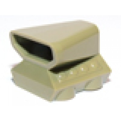 LEGO Air Scoop - Vehicle (Olive Green)