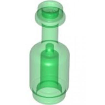 LEGO Bottle (Transparent Green)